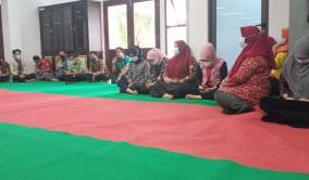 Silaturahmi Menyambut Bulan Suci Ramadhan 1442 H Biro Umum Setda